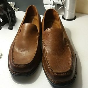 Mens Rockport loafer sz12 Adidas insole